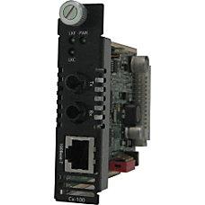 Perle C 100 M2ST2 Media Converter