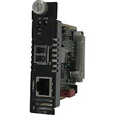 Perle C 100 M2LC2 Media Converter