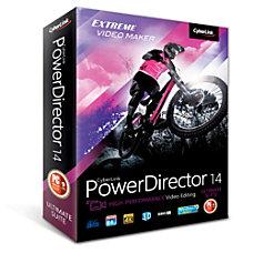 CyberLink PowerDirector 14 Ultimate Suite Download