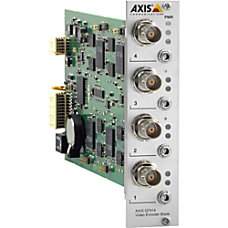 AXIS Q7414 Video Encoder Blade 10