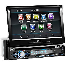 BOSS AUDIO BV9979B Single DIN 7