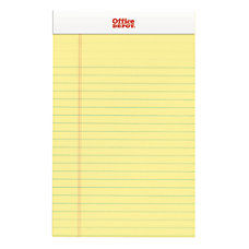 Office Depot Brand Perforated Writing Pad