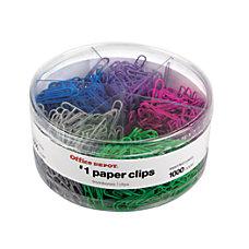 Office Depot Brand 1 Paper Clip