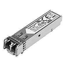 StarTechcom HP JD119B Compatible SFP Gigabit