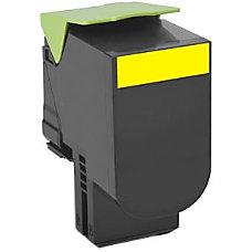 Lexmark Unison 800H4 High Yield Yellow