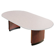 basyx by HON Oval Conference Table