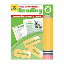 Evan Moor Skill Sharpeners Reading Grade