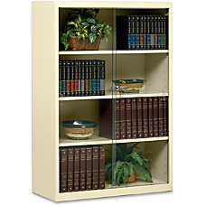 Tennsco Heavy gauge Steel Bookcase With