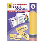Evan Moor Skill Sharpeners Spell Write