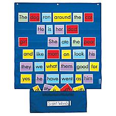 Playmonster Mid Sized Pocket Chart 28