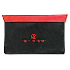 MMF Fire Block Carrying Case Portfolio