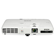 Epson PowerLite 1776W LCD Projector 720p