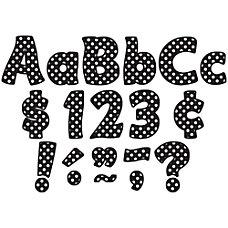 Teacher Created Resources Funtastic Font Polka