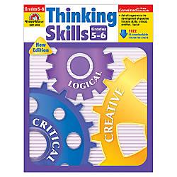 Evan Moor Thinking Skills Grades 5