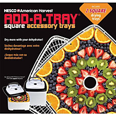 Nesco Tray