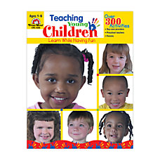Evan Moor Teaching Young Children