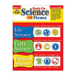 Evan Moor Hands On Science 20