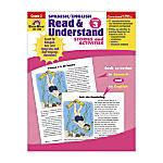 Evan Moor SpanishEnglish Read Understand Grade