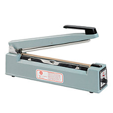 Partners Brand Wide Seal Impulse Sealer