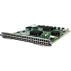 HP FlexFabric 12900 48 port 101001000BASE