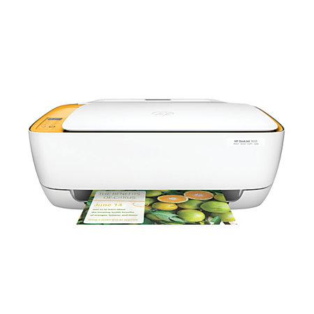 hp deskjet 3633 wireless color inkjet all in one printer scanner copier k4t95a by office depot. Black Bedroom Furniture Sets. Home Design Ideas