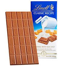 Lindt Classic Recipe Bars Crunchy Caramel