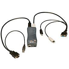 Lantronix SecureLinx SpiderDuo KVM Switch
