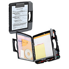 Office Depot Brand Portable Clipboard Storage