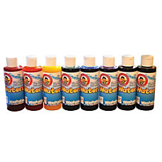 Captain Creative Washable Liquid Watercolor Paint