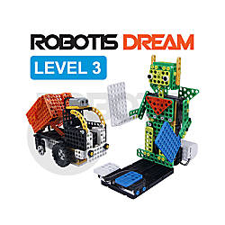 Robotis Dream Level 3 Robotics Expansion