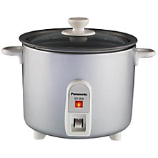 Panasonic SR 3NA S Rice Cooker