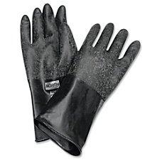 NORTH Butyl Chemical Protection Gloves Chemical