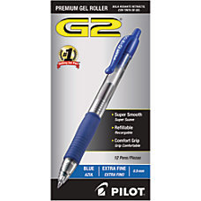 Pilot G 2 Retractable Gel Pen