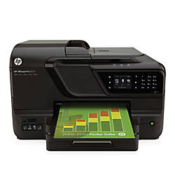 HP Officejet Pro 8600 e-All-In-One Printer, Copier, Scanner, Fax
