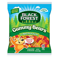 Black Forest Gummy Bears 54 Oz