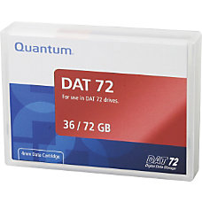 Certance CDM72 DAT 72 Data Cartridge