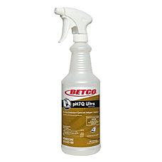 Betco PH7Q Ultra Spray Bottle Lemon