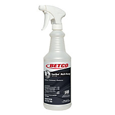 Betco Empty Spray Bottle For Symplicity
