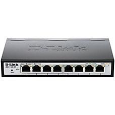 D Link DGS 1100 08 Ethernet