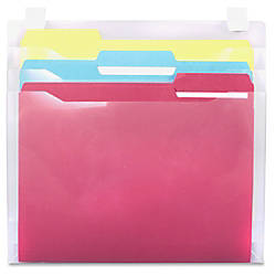 Letter Size Panel Wall Pockets 3