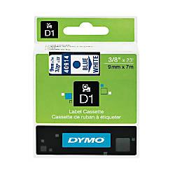 DYMO D1 Electronic Label Maker Tape