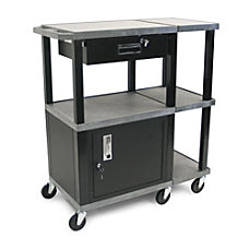 H Wilson 42 Presentation Station With