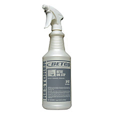 Betco One Step Spray Bottles 32