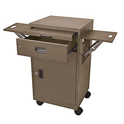 H Wilson Steel Utility Cart With