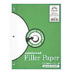 Norcom Reinforced Filler Paper 8 x