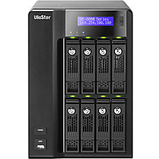 QNAP VioStor VS 8040 Network Storage