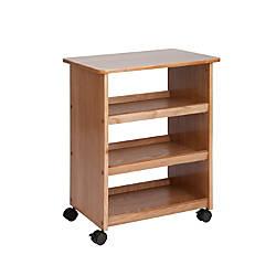 Honey Can Do 3 Shelf Rolling
