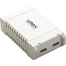 Silex USB Device Server 2x USB
