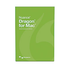 Nuance Dragon 50 English For Mac