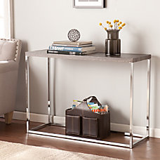 Southern Enterprises Glynn Console Table Rectangular